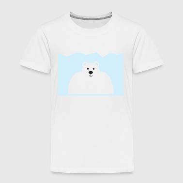 White Bear - Kids' Premium T-Shirt