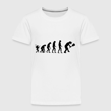 Evolution E-Gitarre - Kinder Premium T-Shirt