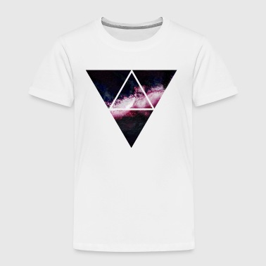 triangle galaxy galaxie du triangle - T-shirt Premium Enfant