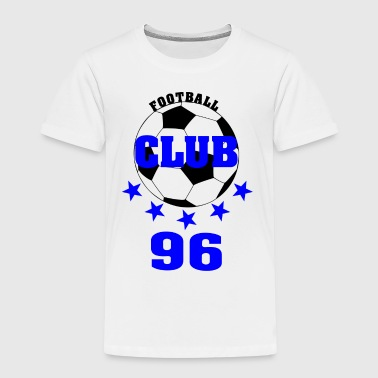Football Club - Premium T-skjorte for barn