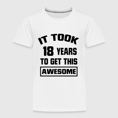 I GOT TO SEE 18 YEARS USED, SO GOOD! - Kids' Premium T-Shirt