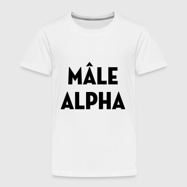 Sex-sexy Male Alpha / Drague / Sex / Sexe / Sexy / Fête - Kids' Premium T-Shirt