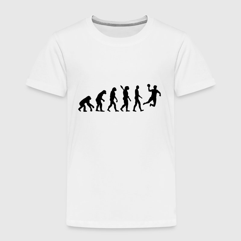 Evolution Handball - Kinder Premium T-Shirt