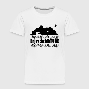 nature - T-shirt Premium Enfant