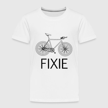 Fixie bike - Kids' Premium T-Shirt