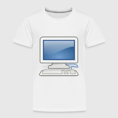 great for PC nerds or PC in love - Kids' Premium T-Shirt