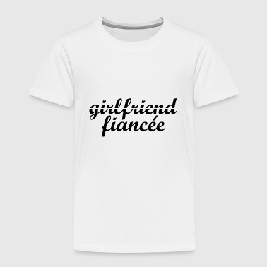 Girlfriend Fiancee - Kids' Premium T-Shirt