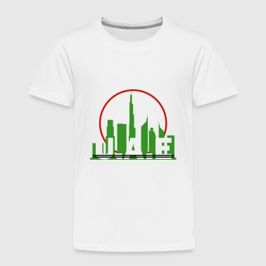 United Arab Emirates gift Abu Dhabi - Kids' Premium T-Shirt