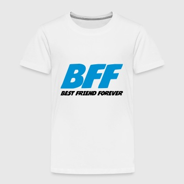 Best Friend Forever - Kinder Premium T-Shirt