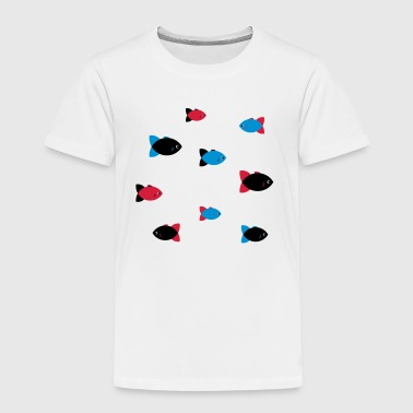 Fish & Fish - Kinder Premium T-Shirt