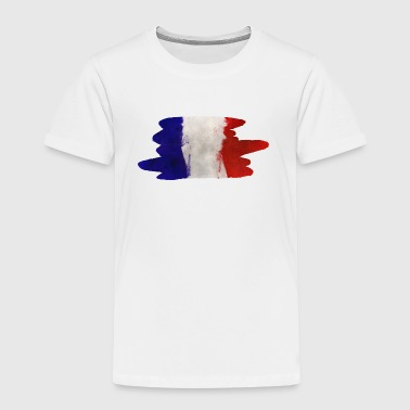 France & Paris fan design - Kids' Premium T-Shirt
