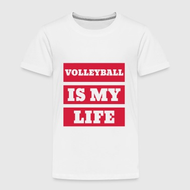 Volleyball - Volley Ball - Volley-Ball - Sport - Camiseta premium niño