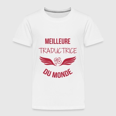 traducteur / traduction / traductrice / traduire - T-shirt Premium Enfant