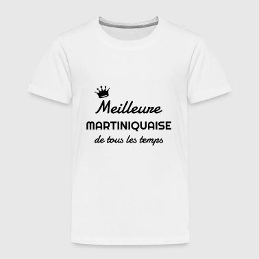 Martinique / 972 / Caribisch / France - Kinderen Premium T-shirt