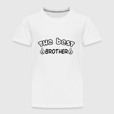 Dad / Brother / Sister / Mommy / Mother / Father - Børne premium T-shirt
