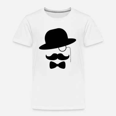 Dicky Bow gangster sir - Kids' Premium T-Shirt
