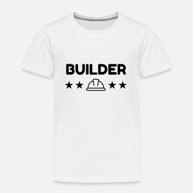 Builder Funny Maneuver / Builder / Manöver / Manoeuvre - Kids' Premium T-Shirt