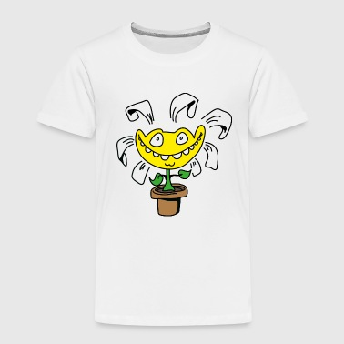 Fleischfressende Pflanze - Kinder Premium T-Shirt