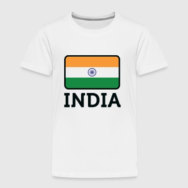 National Flag of India - Kids' Premium T-Shirt