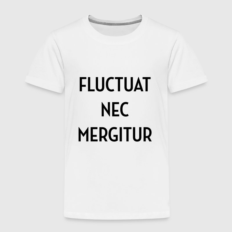 Paris - Fluctuat Nec Mergitur - France - Parisien - Kids' Premium T-Shirt