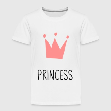 Princess princess crown - Kids' Premium T-Shirt