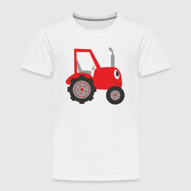 Comic Traktor - ideal für Kinder Shirts - Kinder Premium T-Shirt