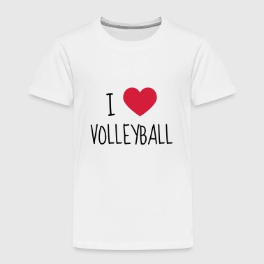 Volleyball - Volley Ball - Volley-Ball - Sport - T-shirt Premium Enfant