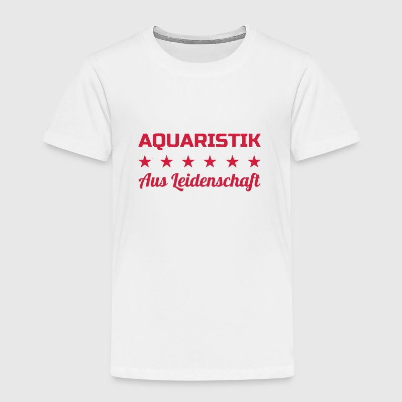 aquariophilie / aquariophile / poisson / aquarium - T-shirt Premium Enfant