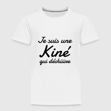 Physiotherapy Physio Krankengymnast Kiné Doctor - Kids' Premium T-Shirt