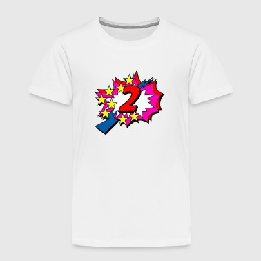 POP Star 2 - Kids' Premium T-Shirt