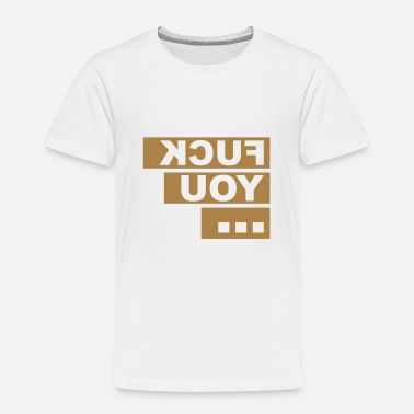 Fuck You Doigt FUCK YOU - T-shirt Premium Enfant
