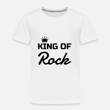 Rock Rock / Metal / Punk / Rock 'n' Roll - Kinderen Premium T-shirt
