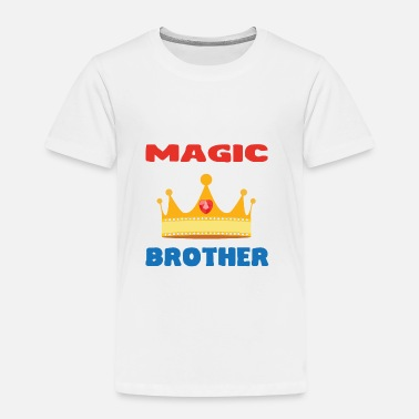 Dad / Brother / Sister / Mommy / Mother / Father - Kinder Premium T-Shirt