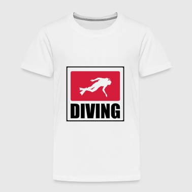 Diving - T-shirt Premium Enfant