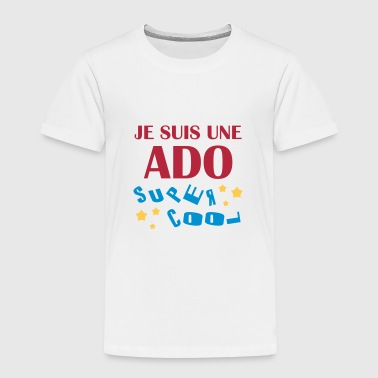 Teenager / Jugendliche / Jugendlicher / Kind - Kinder Premium T-Shirt