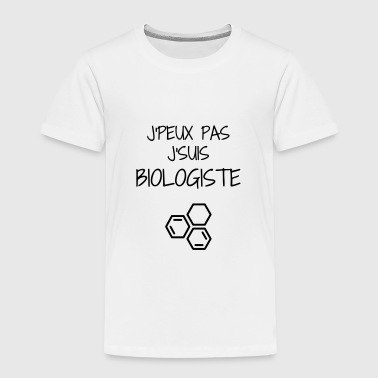 Biology Biologist Biologie Biologiste Sciences - Kids' Premium T-Shirt