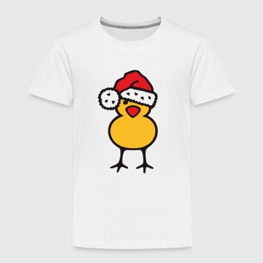 Christmas Chick - T-shirt Premium Enfant