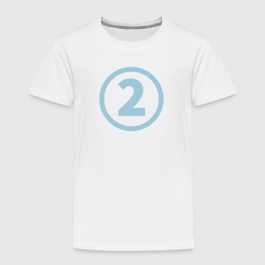 Number Two number two - Kids' Premium T-Shirt