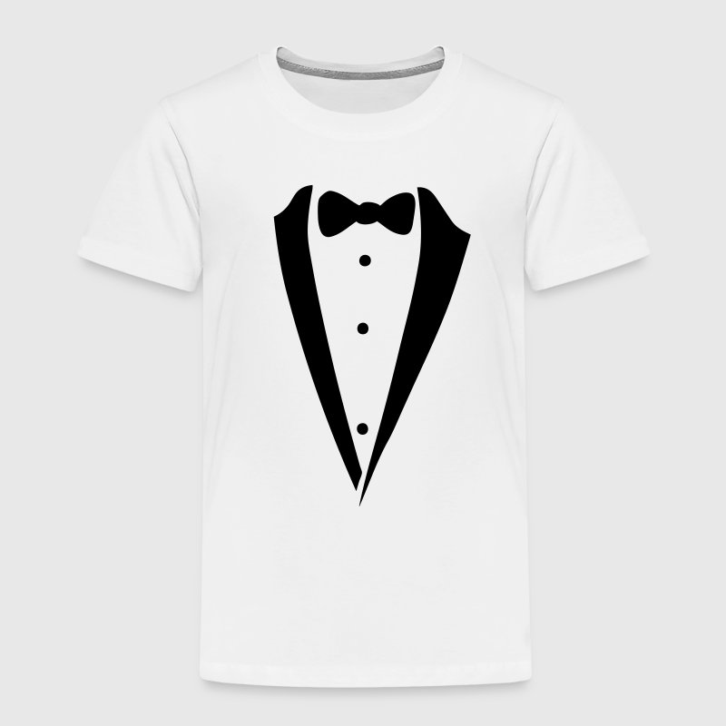 Bow tie costume - Kids' Premium T-Shirt