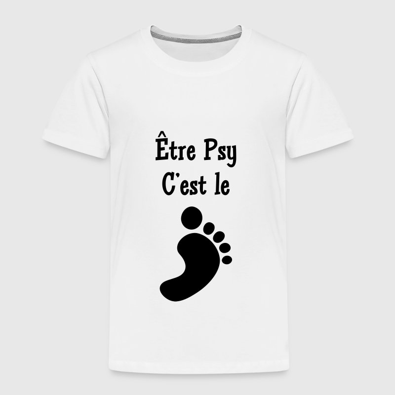 Psychologue / Psychiatre / Travail / Psychanalyste - T-shirt Premium Enfant