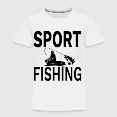 Sport Fishing - Kinder Premium T-Shirt