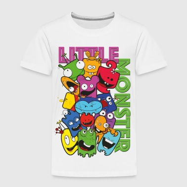 little monster - little monsters - Kids' Premium T-Shirt