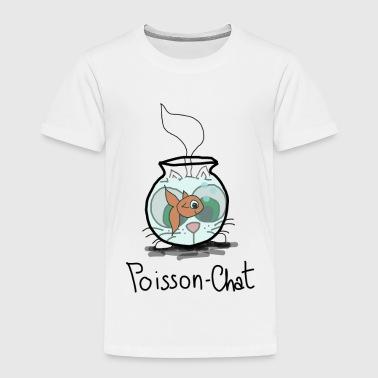 Cadeaux poisson chat commander en ligne spreadshirt for Commander poisson en ligne