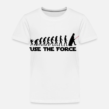Wars STAR WAR EVOLUTION - T-shirt Premium Enfant