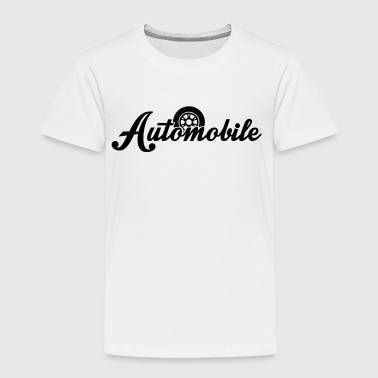 automobile - Kinder Premium T-Shirt
