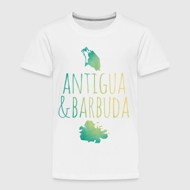 Antigua and Barbuda - Kinder Premium T-Shirt