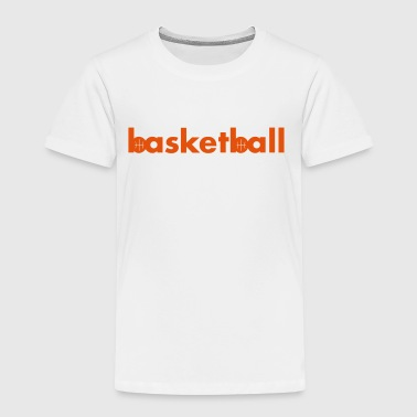 basketball - Kinderen Premium T-shirt