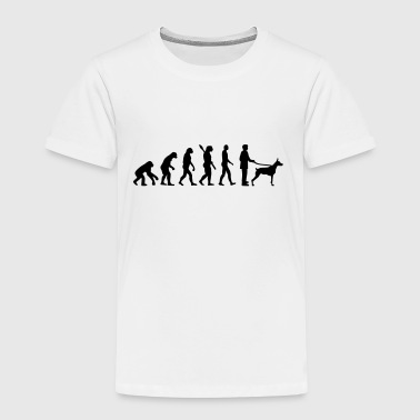 Dobermann - Kinder Premium T-Shirt