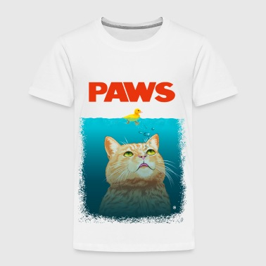 Paws! - Kids' Premium T-Shirt