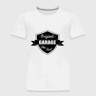 Original Garage - Premium-T-shirt barn